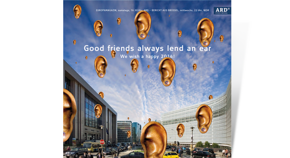 ARD – German Broadcasting Center Brussels