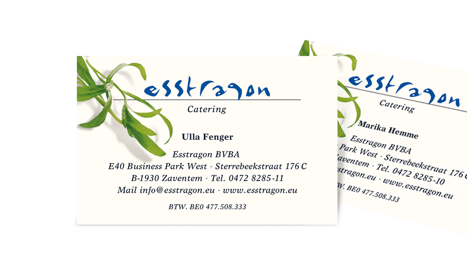 Esstragon – Catering